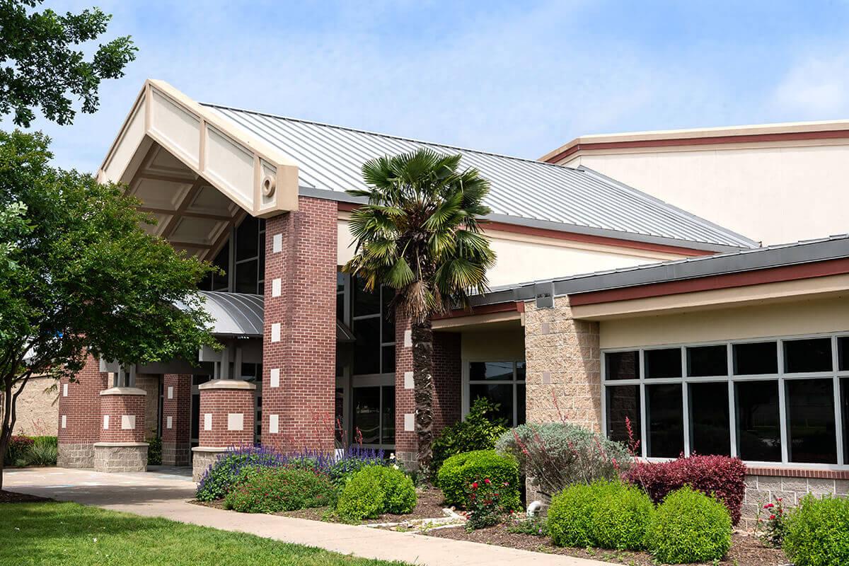 Clay Madsen Recreation Center
